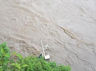 Flood at Khokhana